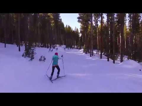 Nordic Skiing in Breckenridge Colorado