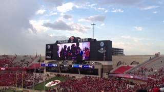 Texas Tech Football Intro