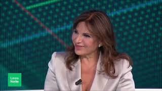 Elena Bonelli ospite a Tg3 Linea Notte del 22 10 2019