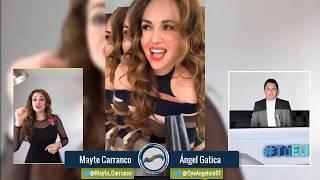 Mayte Carranco en entrevista