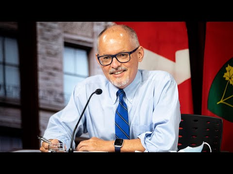 Vaccinations are key to keeping Delta variant at bay in Canada | Ontario's top doctor on COVID-19