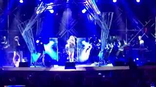 GADAR - Intro [Loboda - Харьков 11.10.2016]