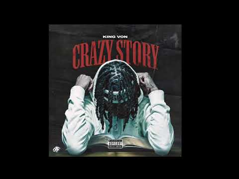 King Von – Crazy Story (Official Instrumental) Real Beat Used in Song Prod. Macfly Beatz
