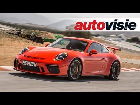 Eerste testnotities: Porsche 911 GT3 (2017)