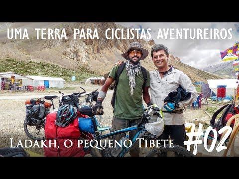 Norte da Índia, uma terra para ciclistas aventureiros | #02 Ladakh, o pequeno Tibete