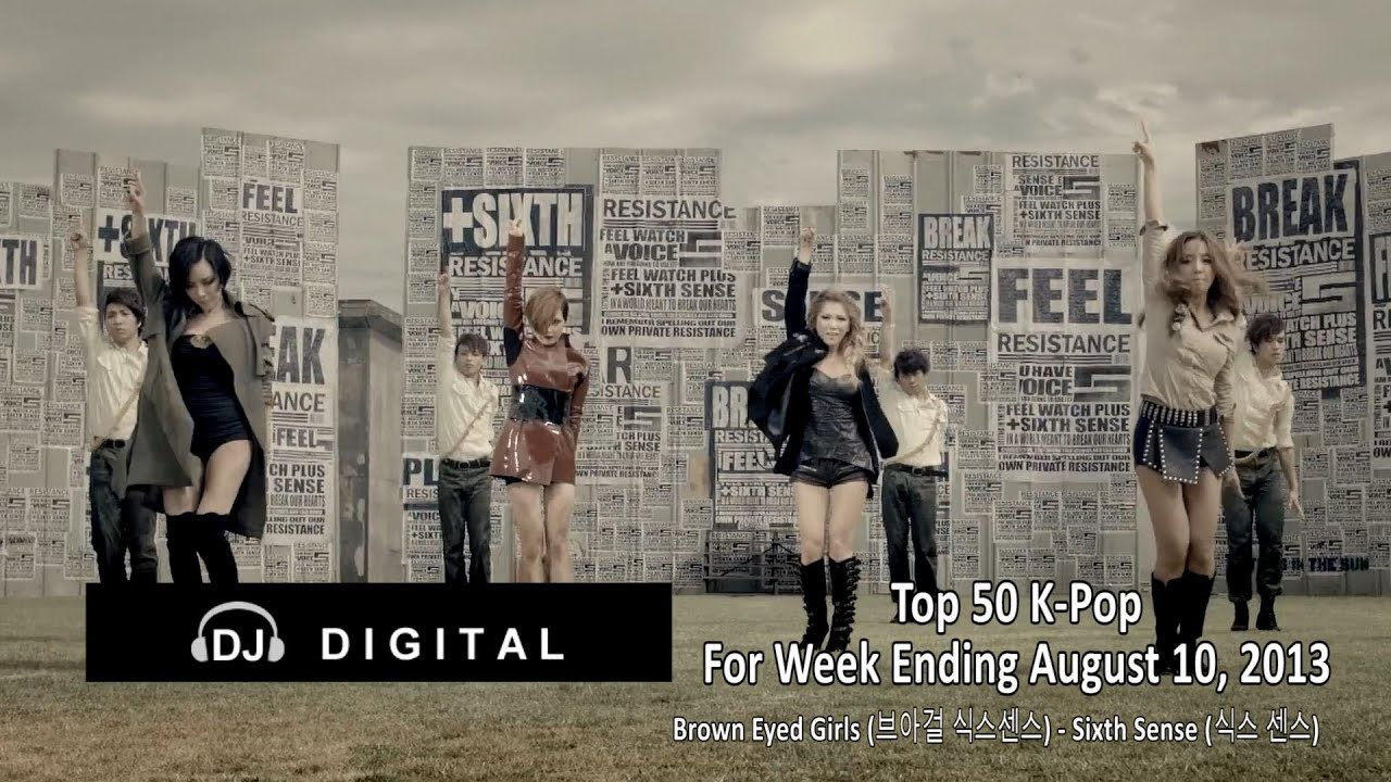 top 10 pop music august 2013
