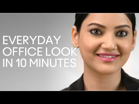 Everyday Office Look in 10 Minutes