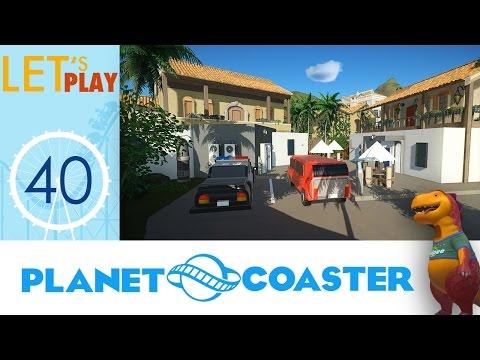 [FR] Planet Coaster Ep. 40 - Terrasse du Personnel