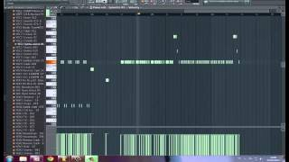 Armin van Buuren - Ping Pong Hardwell Remix ( FL Studio Remake + FLP Download )