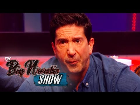 David Schwimmer Gets Angry | The Big Narstie Show