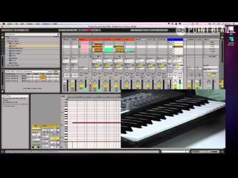 how to make deep house music on ableton