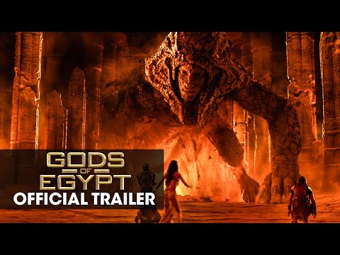 "Gods of Egypt (2016 Movie - Gerard Butler) Official Trailer – ""The Journey Begins"""