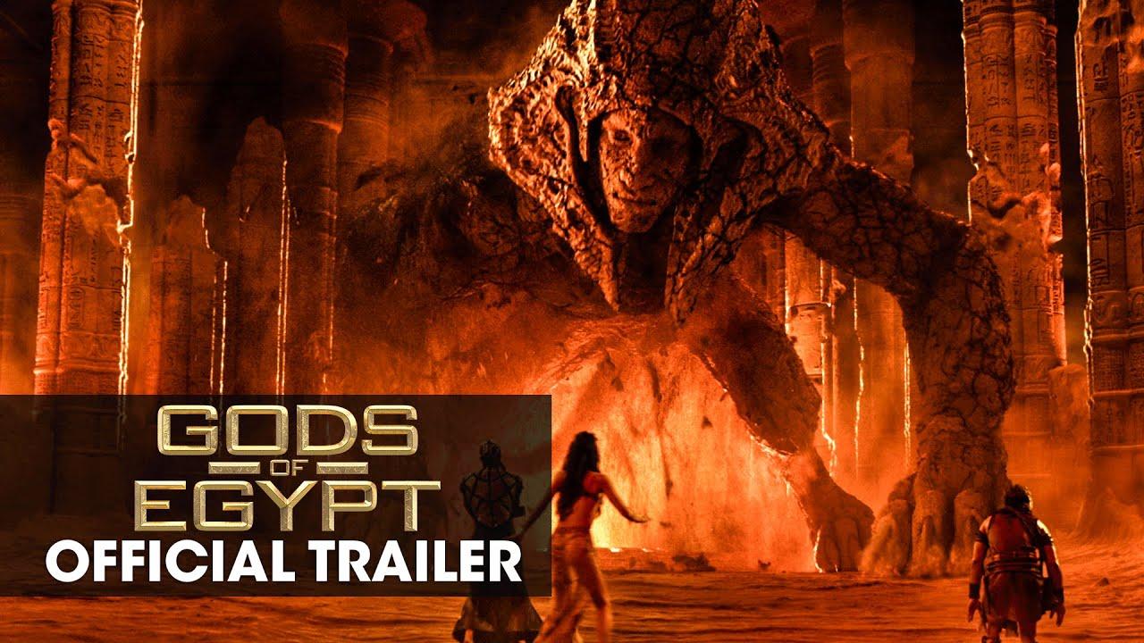 "Download Gods of Egypt (2016 Movie - Gerard Butler) Official Trailer – ""The Journey Begins"""