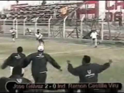 CAMPAÑA COMPLETA 2005. JOSÉ GÁLVEZ FBC CAMPEÓN COPA PERÚ