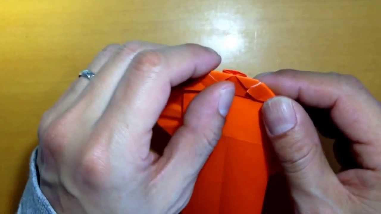 すべての折り紙 折り紙ドラえもんの折り方 : 折り紙「金魚」の折り方 | Doovi