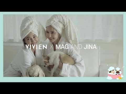 VIVIEN X MAG AND JINA