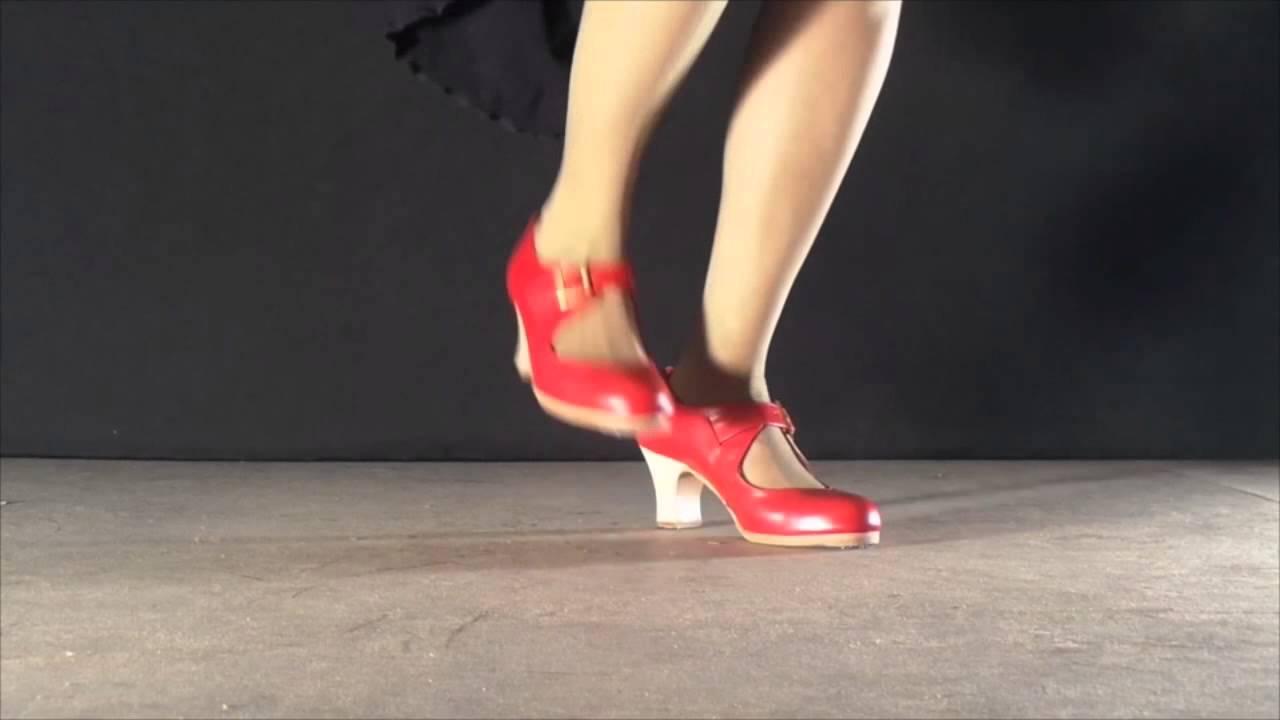 089da68f Spot Zapatos de Flamenco Antonio García - YouTube