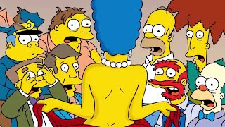 Simpsonsların Sansürlendiği İçin Çoğu Ülkenin Görmediği Sahneleri