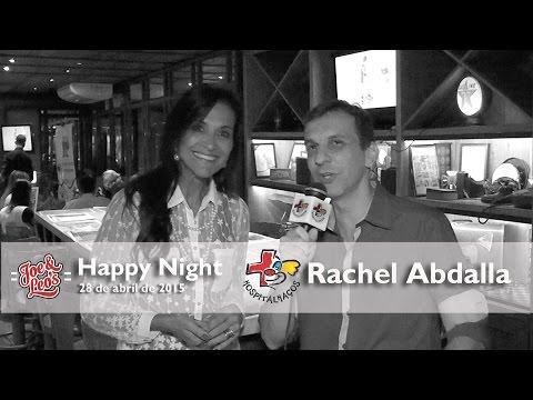 Rachel Abdalla no Joe & Leo's evento Hospitalhaço.