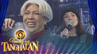 Tawag ng Tanghalan: Vice Ganda's reaction to girls who can't decide where to eat