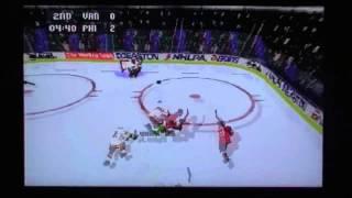 NHL 97 - Sega Saturn Longplay & Review (Retro Sunday)