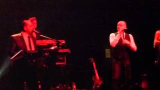 Heaven 17.A Crow and a Baby.London Forum