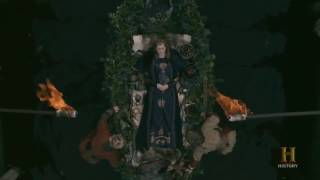 vetra singing on vikings 4x14