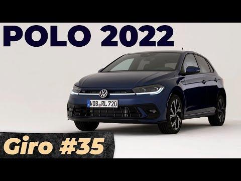 NOVO VOLKSWAGEN POLO 2022 / Giro #34