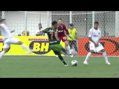 Melhores Momentos - América-MG 2 x 1 Atlético-MG - Campeonato Mineiro 2016