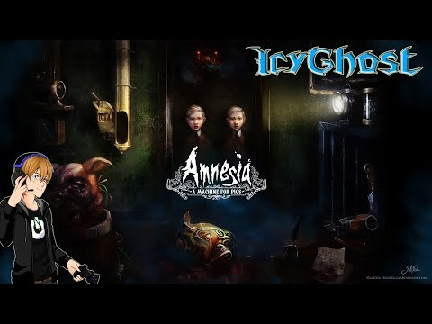 Стрим по Amnesia: A Machine for Pigs. Ужас и Свиньи #2 О_О