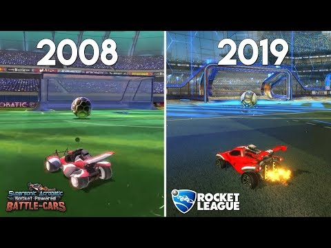 Evolution of Rocket League (2008-2019) thumbnail