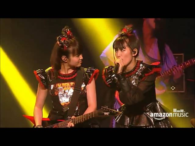 BABYMETAL & Rob Halford : Breaking The Law