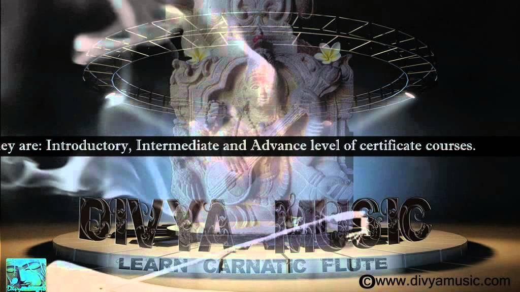 Carnatic Flute Lessons Pdf