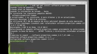 Install (instalar) Kodi (XBMC) - Ubuntu /Linux Mint