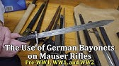Bayonets of the World: U S  M9 Bayonet - YouTube