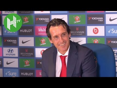 Unai Emery: I am calm but we must win our next match! - Chelsea 3-2 Arsenal