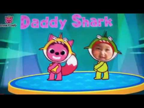 Baby Shake Dance with kids wearing sh