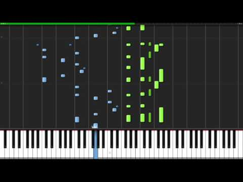 Game of Thrones Theme [Piano Tutorial] (Synthesia) // Piano Man