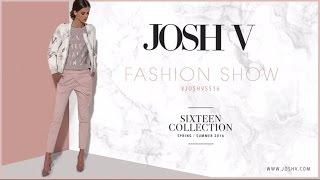 JOSH V Modeshow SS'16