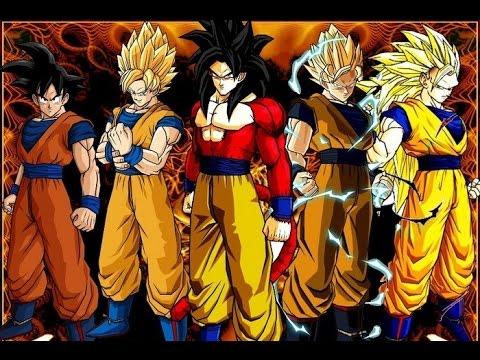 Top 10 Dragon Ball Z Transformation