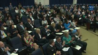 National Hepatitis Testing Day at The White House