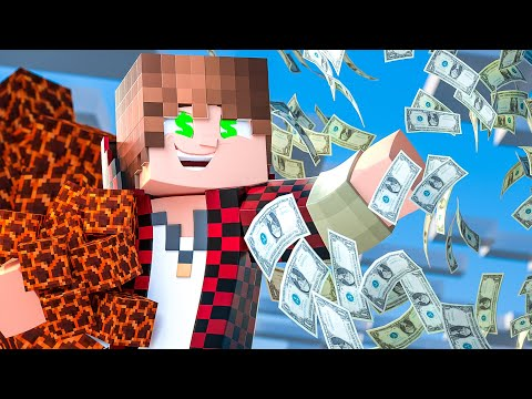 GOODBYE MONEY! | Minecraft SkyBounds #10 | Bajan Canadian