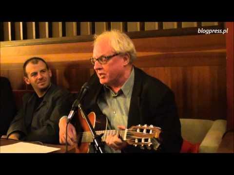 "Ryszard Makowski ""Bach bach zamach"" (klub Ronina)"