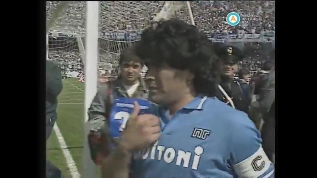 Murió Diego Maradona a los 60 años y conmueve al mundo entero