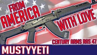 Century Arms RAS 47 | Magpul Zhukov Furniture | MustyYeti