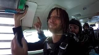 Tandem Skydiving Video - Skydive Jurien Bay - Joel Spencer