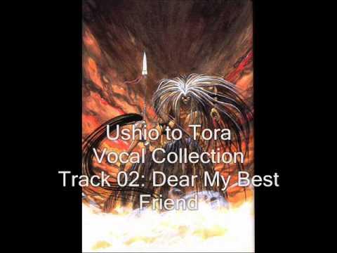 Ushio to Tora | Vocal Collection | Track 02: Dear my best friend