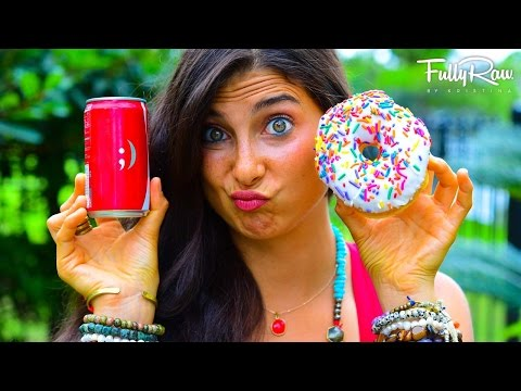 DO YOU MISS DONUTS?! How to Beat Food Addiction!