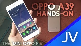 Oppo A39 | Hands-on Review | The budget F1s!