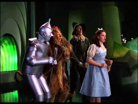 The Wizard of Oz in under 5 minutes